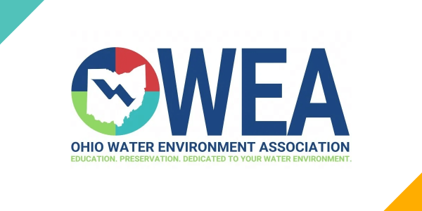 WEA: Ohio Water Environment Association logo
