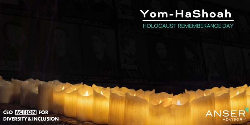 Yom HaShaoah: Holocaust Remembrance Day